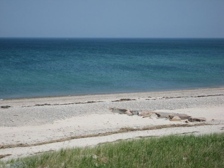 A Wonderful Beach Just Steps Away